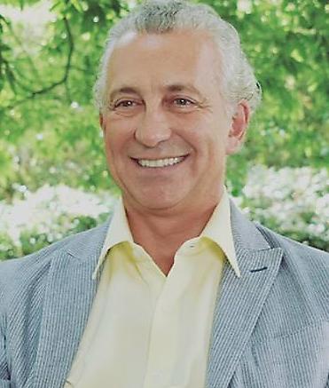 Prof. Dr. Tony Nader, privat