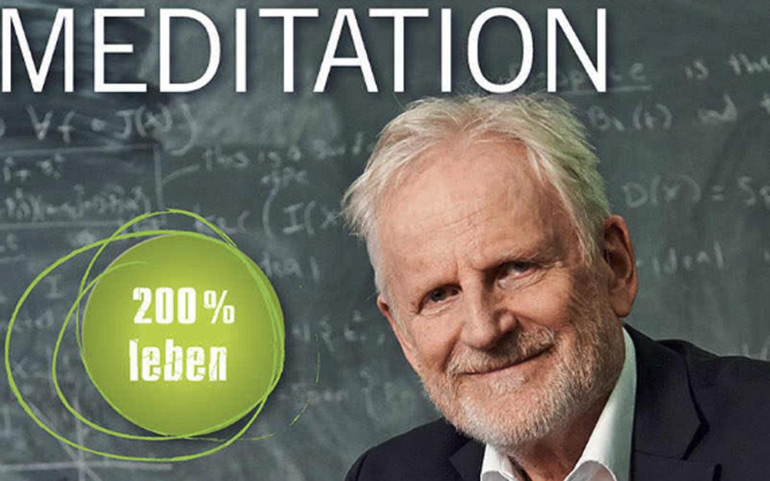Österreichs bekanntester Mathematiker spricht über Transzendentale Meditation