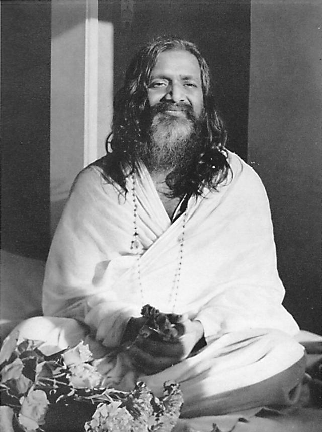 maharishi-mahesh-Yogi, 1960
