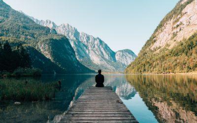 Meditation statt Medikamente